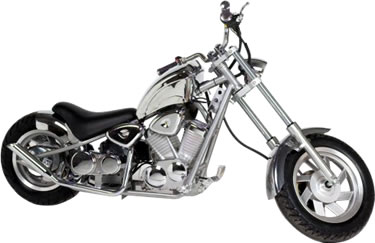 MINI CHOPPER GASOLINA